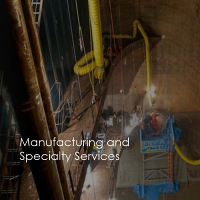 Manufacturing and specialty services slide 8